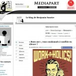 Interview burn-out Mediapart